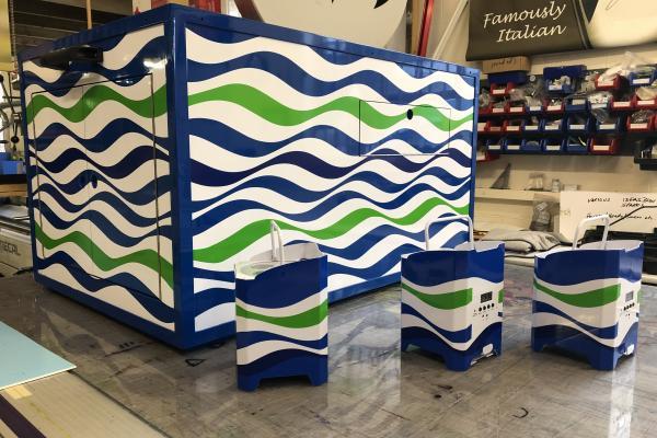 Cut Vinyl - Ideas Box