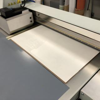 Printed Plywood